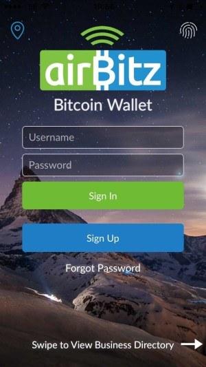 airbitz bitcoin)