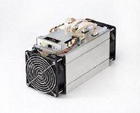 Antminer S5 Bitcoin Miner