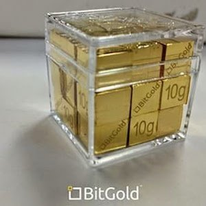 bitgold iphone app
