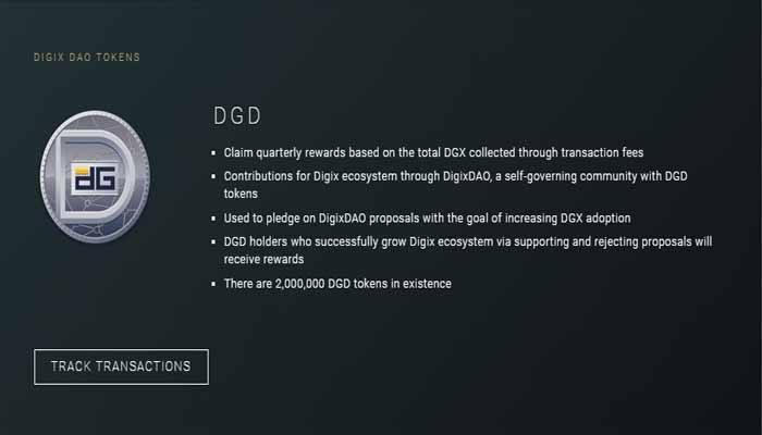 what is digixdao