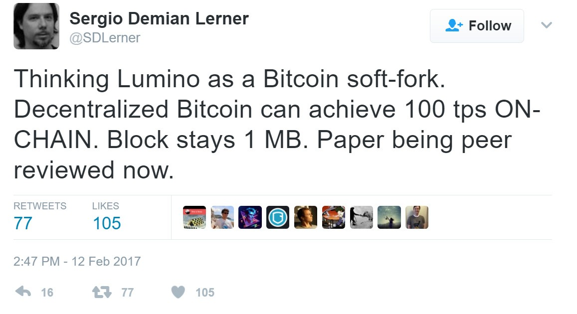 Lumino for Better Scalability