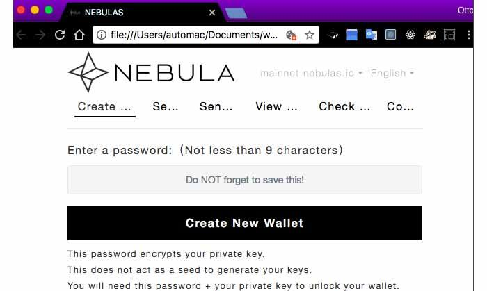 what is nebulas