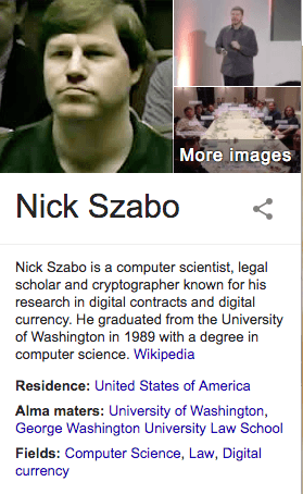 nick szabo photo